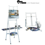 Bob Ross 2 In 1 Studio Easel