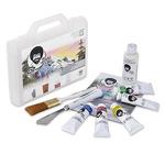 Bob Ross Oil Color Basic Paint Set Landscape 10 Piece Paint Set