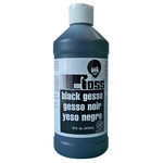 Bob Ross Black Gesso 16.9oz Bottle