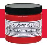 Jacquard Screen Printing Ink 16 oz Jar - Bright Red