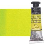 Sennelier l'Aquarelle Artists Watercolor 10ml Tube - Bright Yellow Green