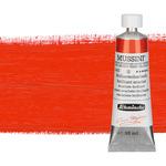 Schmincke Mussini Oil Color 35 ml Tube - Brilliant Scarlet