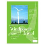 "Strathmore Windpower Bristol Smooth Pad 11x14"""