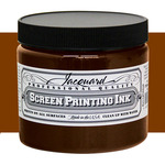 Jacquard Screen Printing Ink 16 oz Jar - Brown
