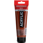 Amsterdam Standard Series Acrylic Paints Burnt Sienna 120 ml