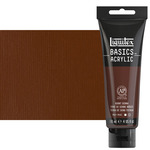 Liquitex Basics Acrylic Paint Burnt Sienna 4 oz