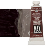 MAX Water-Mixable Oil Color 37 ml Tube - Burnt Umber