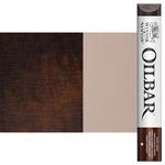 Winsor & Newton Artists' OILBAR 50ml Bar - Burnt Umber
