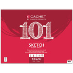 Cachet 101 Sketch Pad - Side Bound