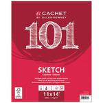 Cachet 101 Sketch Pad - Top Bound