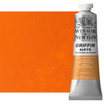 Griffin Alkyd Fast-Drying Oil Color 37 ml Tube - Cadmium Orange Hue