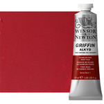 Griffin Alkyd Fast-Drying Oil Color 37 ml Tube - Cadmium Red Deep Hue