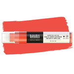 Liquitex Professional Paint Marker Wide (15mm) - Cadmium Red Light Hue