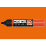Sennelier Abstract Acrylic Liner 27ml Cadmium Red Orange Hue