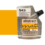 Sennelier Abstract Matt Soft Body Acrylic Cadmium Yellow Deep Hue 60ml