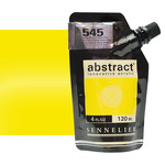 Sennelier Abstract Acrylics Cadmium Yellow Lemon Hue High Gloss 120 ml