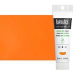Liquitex Heavy Body Acrylic Tube Cadmium-Free Orange 2 oz