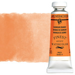 Grumbacher Finest Artists' Watercolor 14 ml Tube - Cadmium Orange