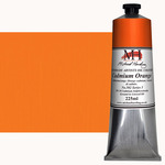 Michael Harding Handmade Artists Oil Color 225ml - Cadmium Orange