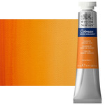 Winsor & Newton Cotman Watercolor 21 ml Tube - Cadmium Orange Hue