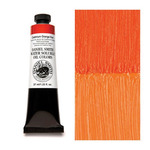 Daniel Smith Water Soluble Oil37ml Cadmium Orange Hue