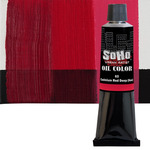 SoHo Urban Artist Oil Color 170 ml Tube - Cadmium Red Deep Hue