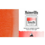 MaimeriBlu Superior Watercolour Half Pan - Cadmium Red Light