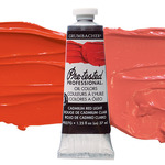 Grumbacher Pre-Tested Oil Color 37 ml Tube - Cadmium Red Light