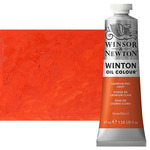 Winton Oil Color 37 ml Tube - Cadmium Red Light