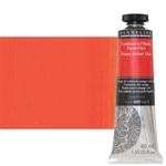Sennelier Artists' Oil Paints-Extra-Fine 40 ml Tube - Cadmium Red Orange
