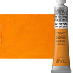 Winton Oil Color 200 ml Tube - Cadmium Yellow Deep Hue
