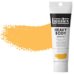 Liquitex Heavy Body 2 oz Tube - Cadmium Yellow Deep Hue