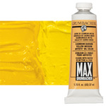 MAX Water-Mixable Oil Color 37 ml Tube - Cadmium Yellow Medium