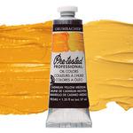 Grumbacher Pre-Tested Oil Color 37 ml Tube - Cadmium Yellow Medium
