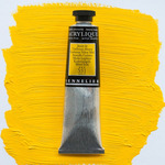 Sennelier Extra-Fine Artist Acrylic 60 ml Tube - Cadmium Yellow Medium