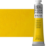 Winton Oil Color 200 ml Tube - Cadmium Yellow Pale Hue