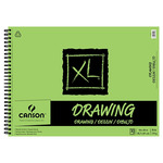 Canson XL Drawing Pad (30 Sheets - Spiral Bound) 18x24""