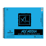"""Canson XL Mix-Media Pad (60 Sheets - Spiral Bound) 14x17"""""""