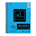 Canson XL Mix-Media Pad (60 Sheets - Spiral Bound) 7x10""