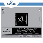 Canson XL Newsprint Pads
