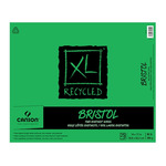 Canson XL Recycled Bristol Pad (25 Sheets - Tape Bound) 14x17""