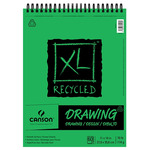 Canson XL Recycled Drawing Pad (60 Sheets - Spiral Bound) 11x14""