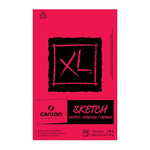 Canson XL Sketch Pad (100 Sheets - Tape Bound) 5.5x8.5""