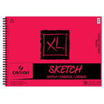 Canson XL Sketch Pad (50 Sheets - Spiral Bound) 18x24""
