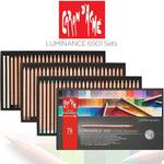 Caran d'Ache Luminance 6901 Lightfast Pencil Sets