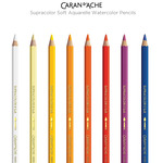 Caran d'Ache Supracolor Soft Aquarelle Watercolor Pencils
