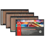 Caran d'Ache Luminance 6901 Set of 76 Lightfast Pencils