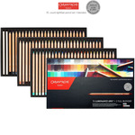 Caran d'Ache Luminance 6901 Set of 76 Colored Pencils + 2 Blender Sticks