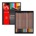 Caran d'Ache Pastel Pencil Set of 12