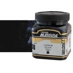 Matisse Structure Acrylic Colors Carbon Black 250 ml